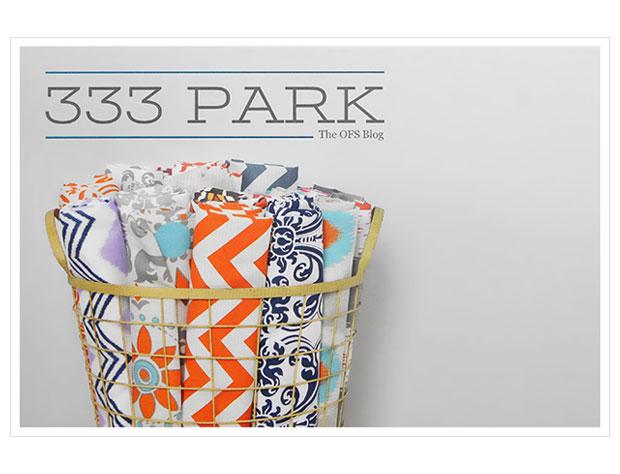 333 Park Postcard Design