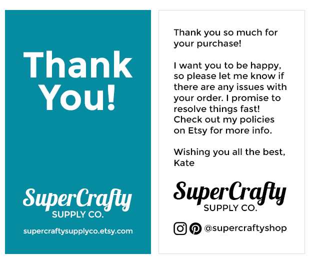SuperCrafty Etsy
